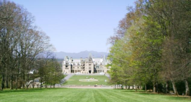 Free Stock Photo of Biltmore estate