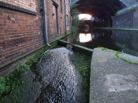 Free Stock Photo of Birmingham canals