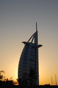 Free Stock Photo of Burj al Arab