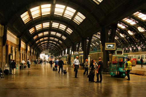 Free Stock Photo of Station centralo Milan