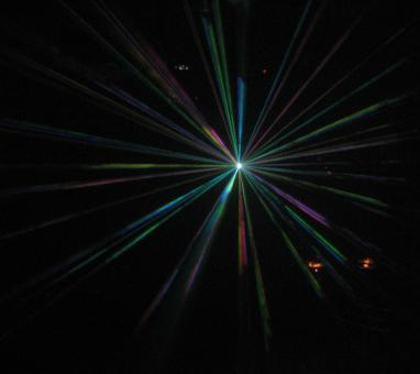 Free Stock Photo of Laser party