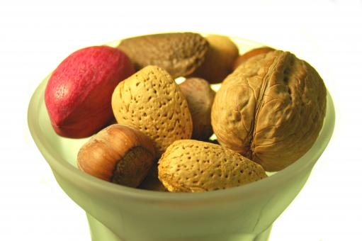 Free Stock Photo of Nuts