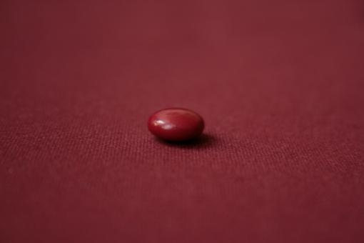 Free Stock Photo of Red pebble