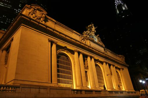Free Stock Photo of Grand central