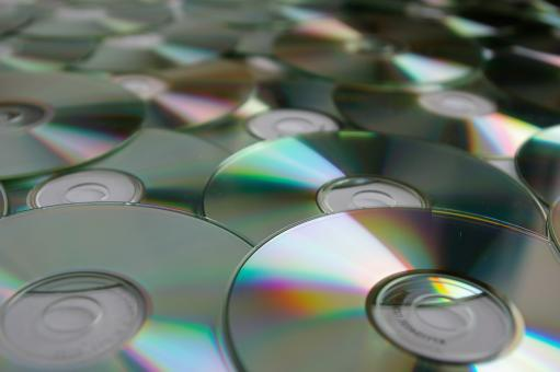 Free Stock Photo of Cd rom