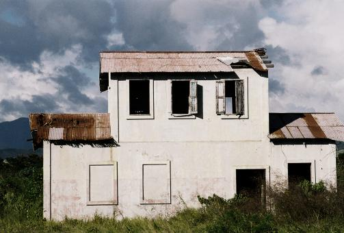 Free Stock Photo of Derelict house