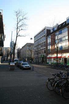 Free Stock Photo of Witte de Withstraat