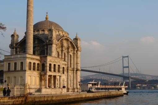 Free Stock Photo of İstanbul Sultanahmet mosque