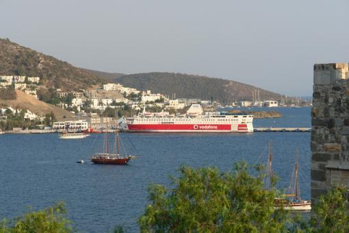 Free Stock Photo of Scenes from Bodrum