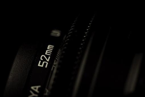 Free Stock Photo of 52mm lens closeup