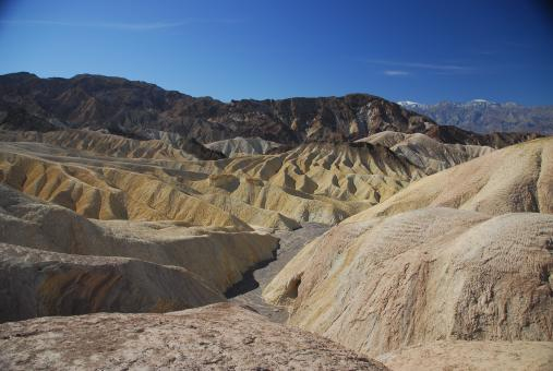 Free Stock Photo of Death Valley