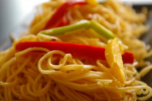 Free Stock Photo of Chinese noodles
