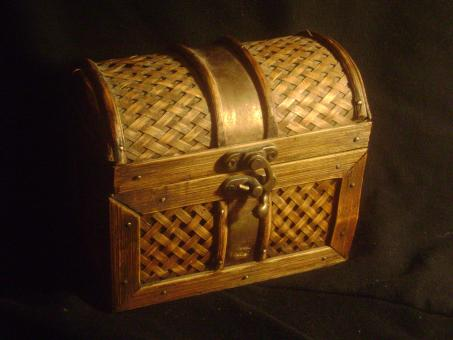 Free Stock Photo of Treasure chest