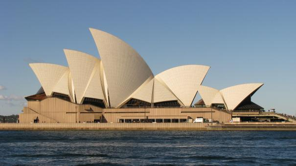 Free Stock Photo of Opera House- Sydney Australia