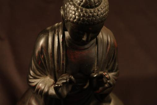 Free Stock Photo of Statue of Buddha