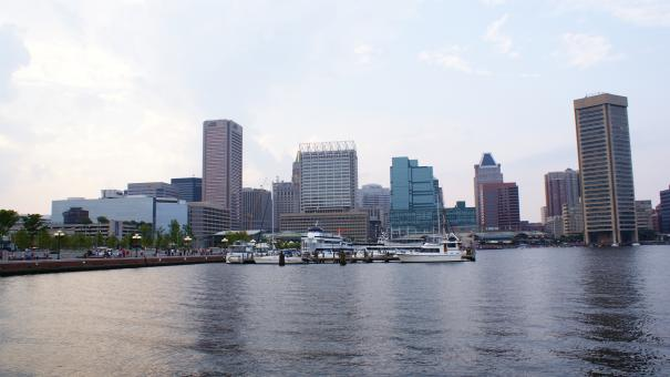 Free Stock Photo of Baltimore MD