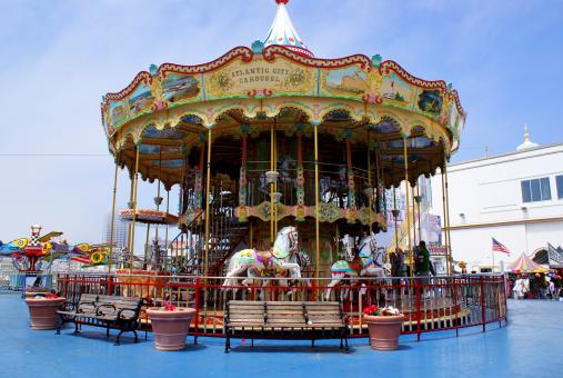 Free Stock Photo of Merry Go Round
