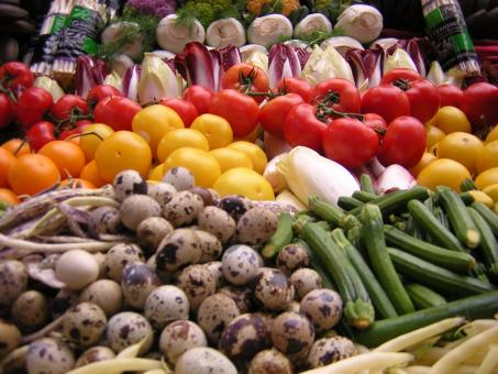 Free Stock Photo of Fresh vegetables