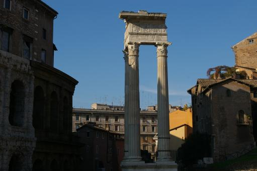 Free Stock Photo of Monument of Rome Italy