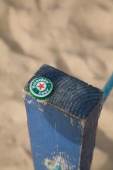 Free Stock Photo of Heineken beer cap