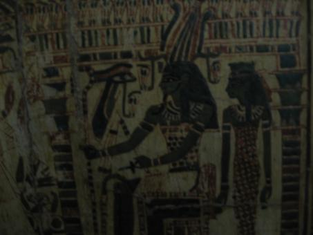 Free Stock Photo of Hieroglyphs