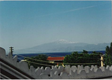 Free Stock Photo of Etna