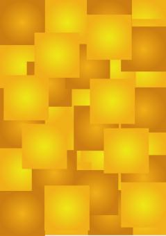 Free Stock Photo of Orange squares