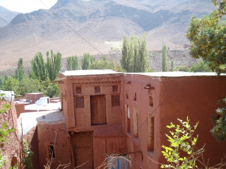Free Stock Photo of Abyaneh
