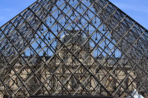 Free Stock Photo of Louvre Paris
