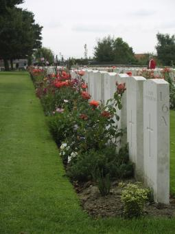 Free Stock Photo of Tyne Cot Cemetery 2
