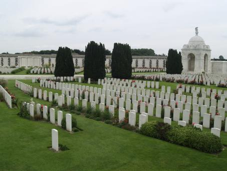 Free Stock Photo of Tyne Cot Cemetery 1