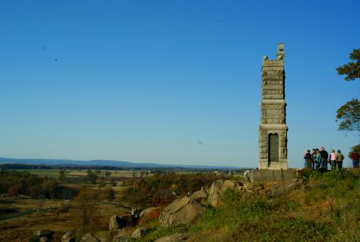 Free Stock Photo of Little Round Top