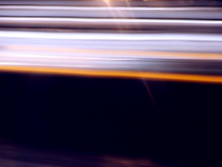Free Stock Photo of Light Streaks in motion