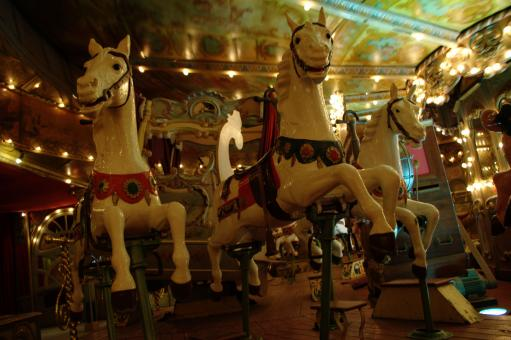 Free Stock Photo of French manege