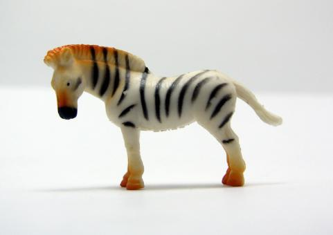 Free Stock Photo of Zebra toy