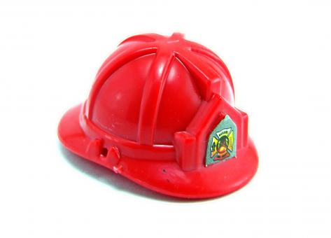 Free Stock Photo of Fireman hat toy