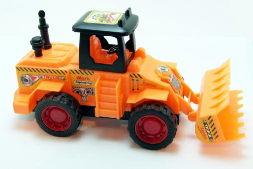 Free Stock Photo of Bulldozer toy