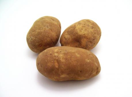Free Stock Photo of Potatoes