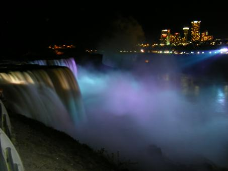 Free Stock Photo of Beauty of Niagara Falls
