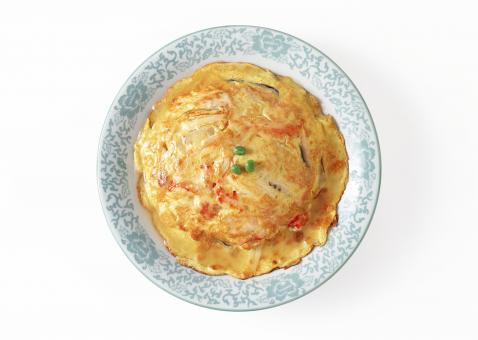 Free Stock Photo of Omelette Dish