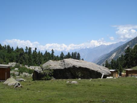 Free Stock Photo of Fairy Meadows
