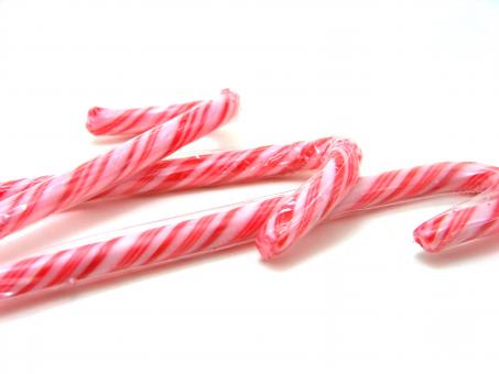 Free Stock Photo of Candy cane