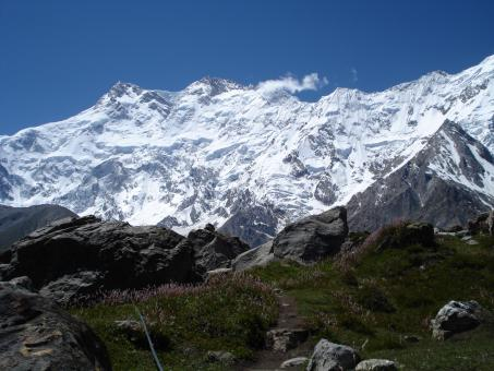 Free Stock Photo of Nanga parbat