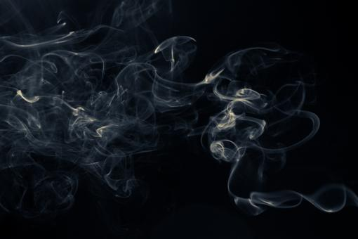 Free Stock Photo of Abstract Wavy Smoke