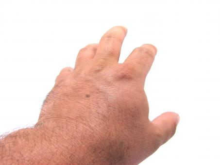 Free Stock Photo of Hand