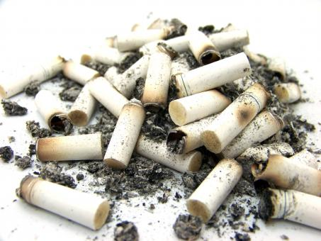 Free Stock Photo of Bunch of cigarettes