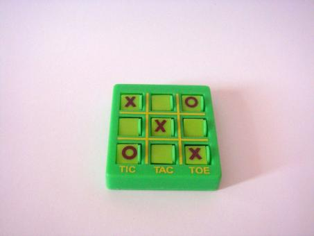 Free Stock Photo of Tic Tac Toe