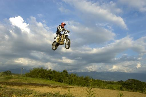 Free Stock Photo of Motocross