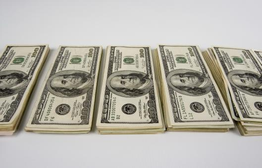 Free Stock Photo of US Dollars
