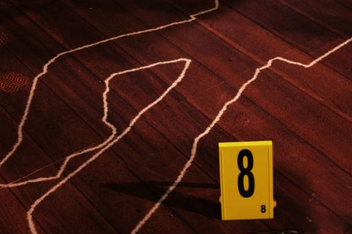 Free Stock Photo of Crime scene investigation